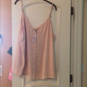 LOFT Camisole blouse